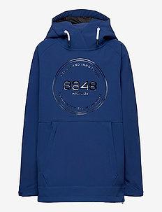 Zack JR Anorak - softshell jacket - peony