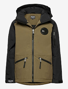 Ashton JR Jacket - vinterjakke - beech