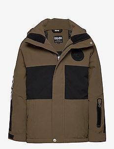 Kingston JR Jacket - vinterjakke - beech