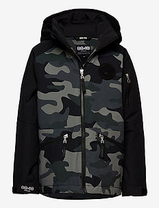 Camo Ashton JR Jacket - winter jacket - camo