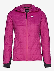 Theresia W Liner - insulated jackets - pink