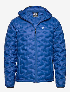 Transform Jacket - down jackets - blue