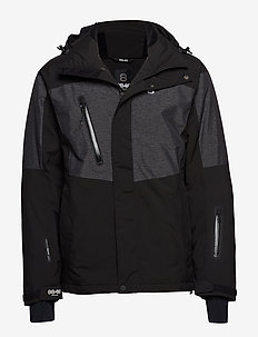 Westmount Jacket - BLACK