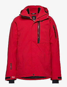 Joshua Jacket - RED