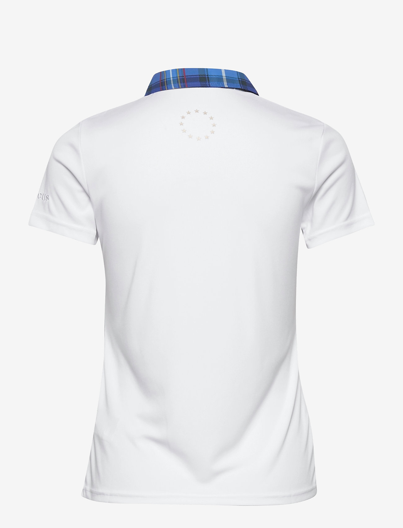 Abacus - Lds players crail polo - polo's - white - 1