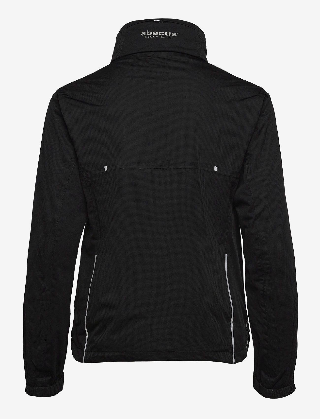 Abacus - Lds Swinley rainjacket - golf jassen - black - 1