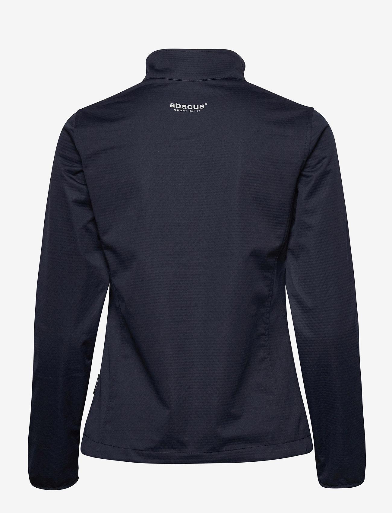 Abacus - Lds Lytham softshell jacket - golf jassen - navy - 1