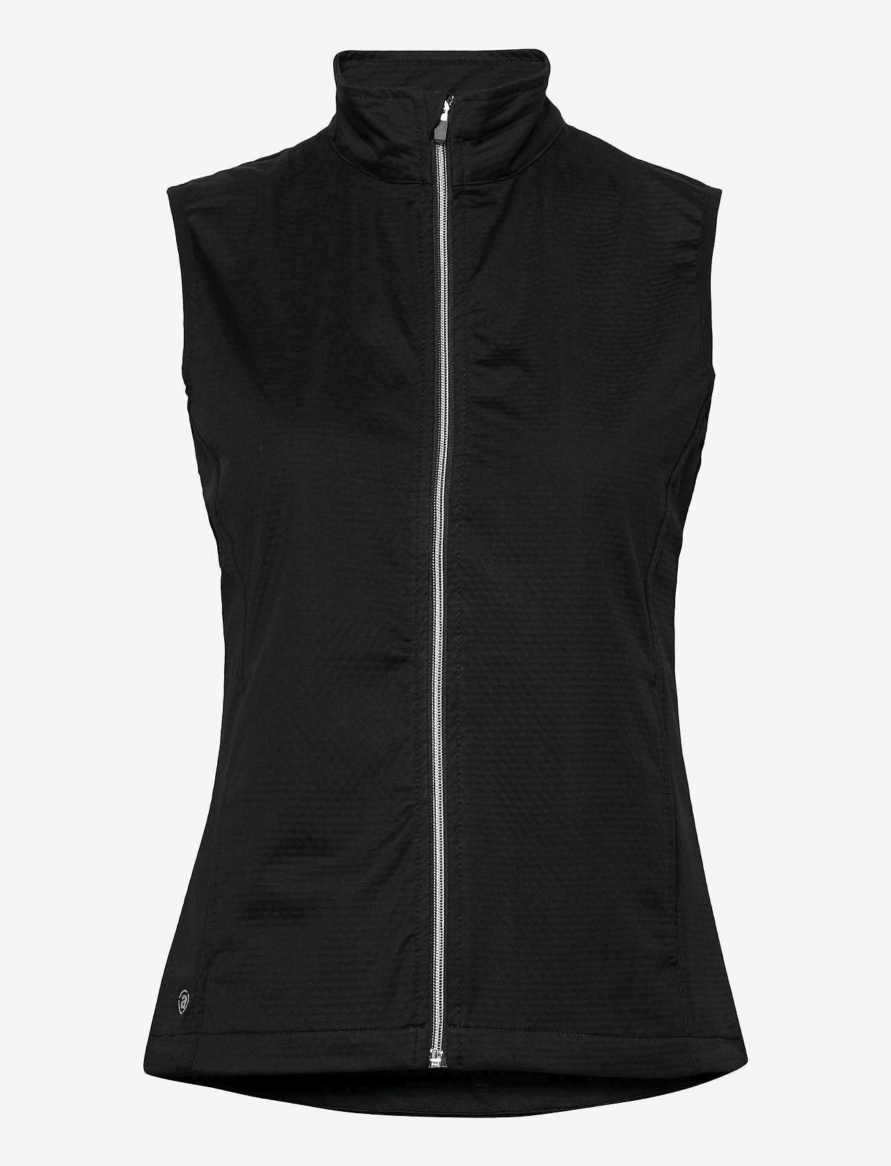 Abacus - Lds Lytham softshell vest - gevoerde vesten - black - 0