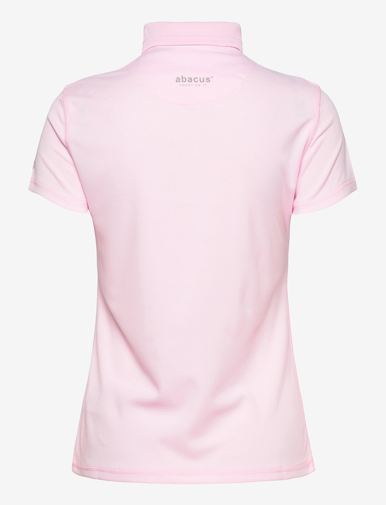 Abacus - Lds Clark polo - polo's - lt.pink - 1