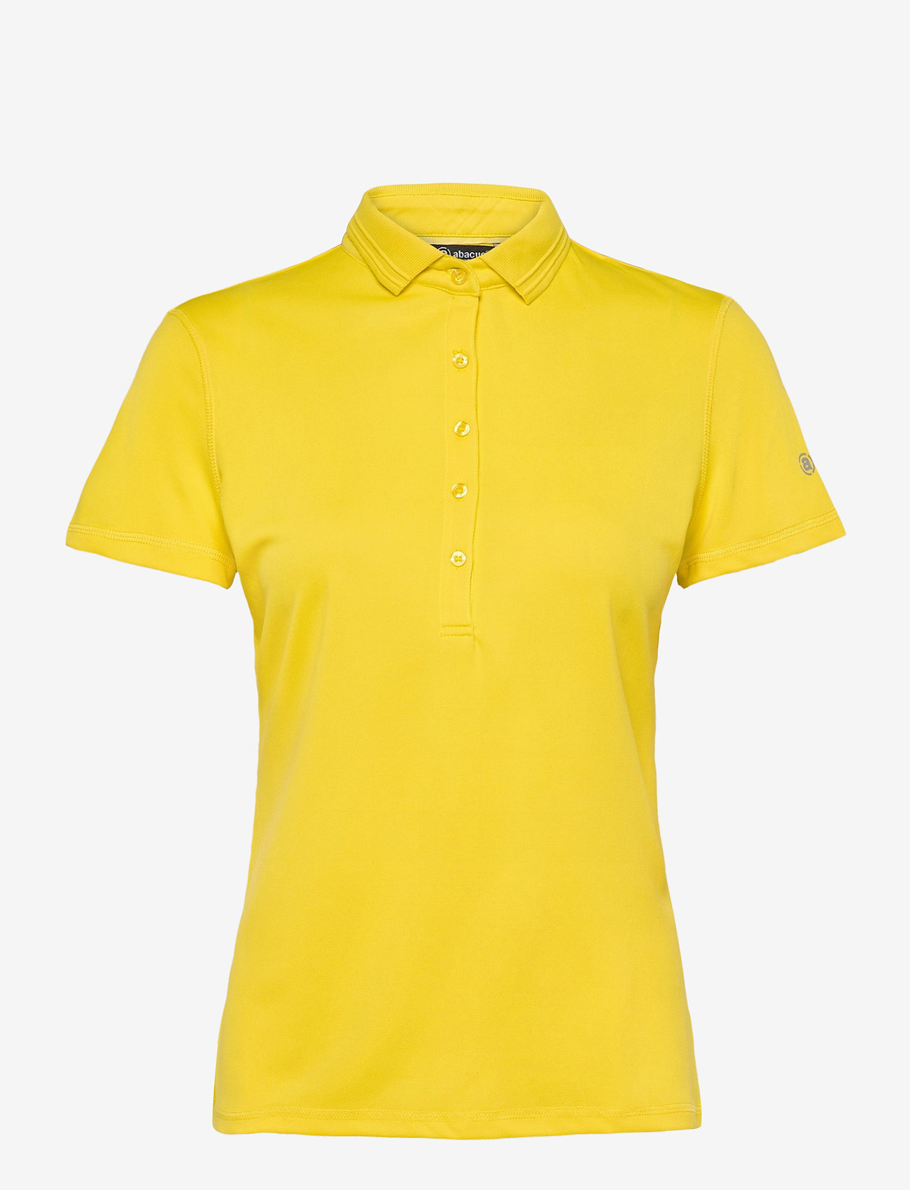 Abacus - Lds Clark polo - polo's - yellow - 0