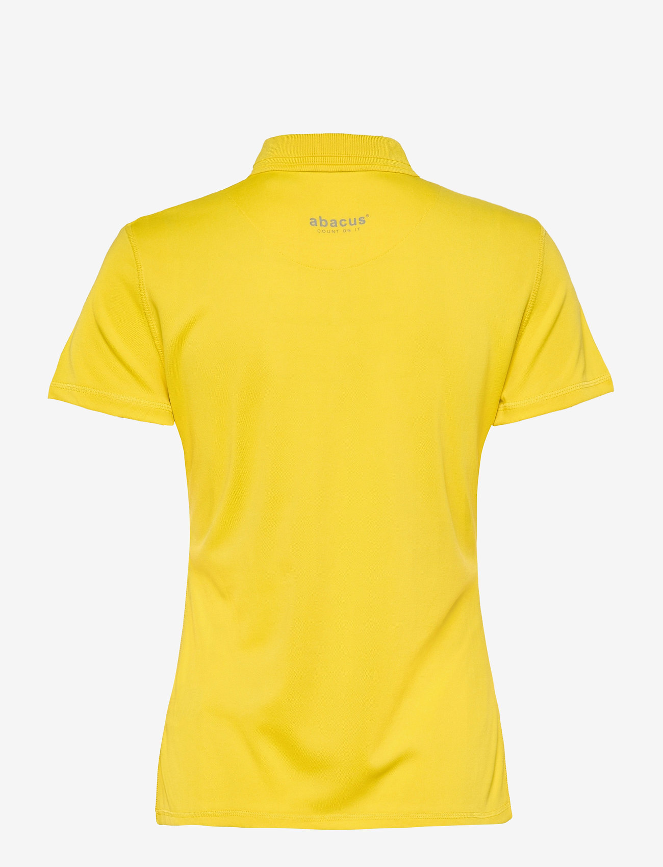 Abacus - Lds Clark polo - polo's - yellow - 1