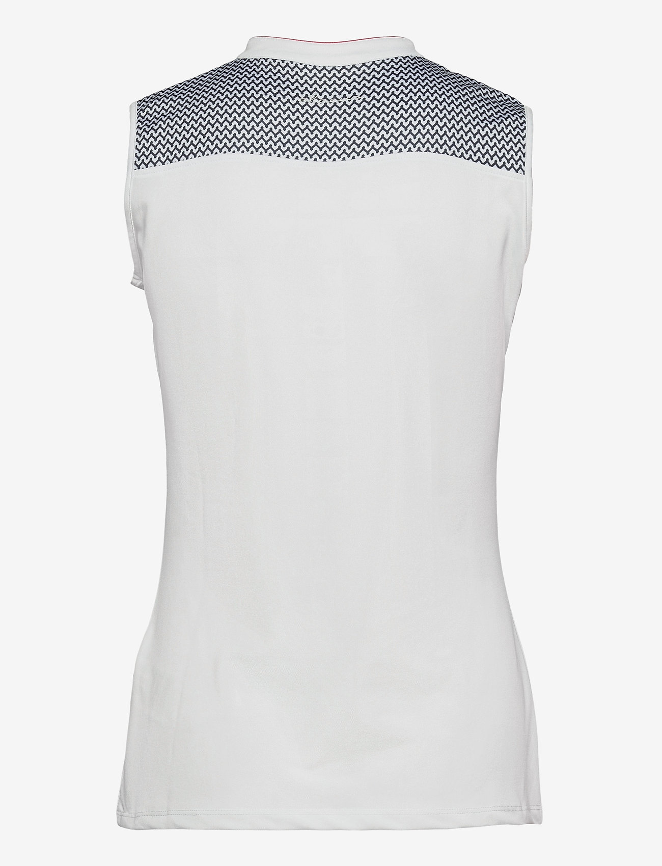 Abacus - Lds Anne sleeveless - topjes - navy/white - 1