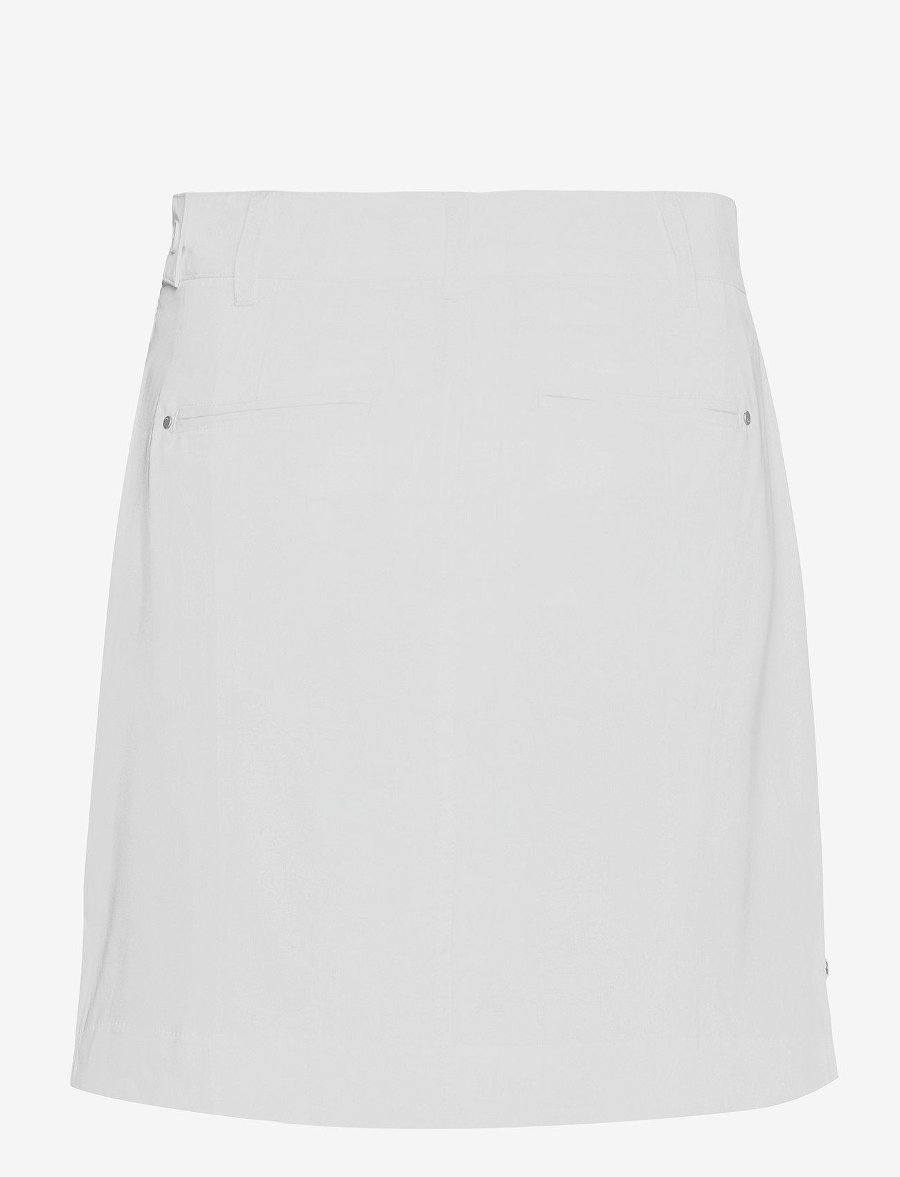 Abacus - Lds Cleek skort 50cm - rokjes - white - 1