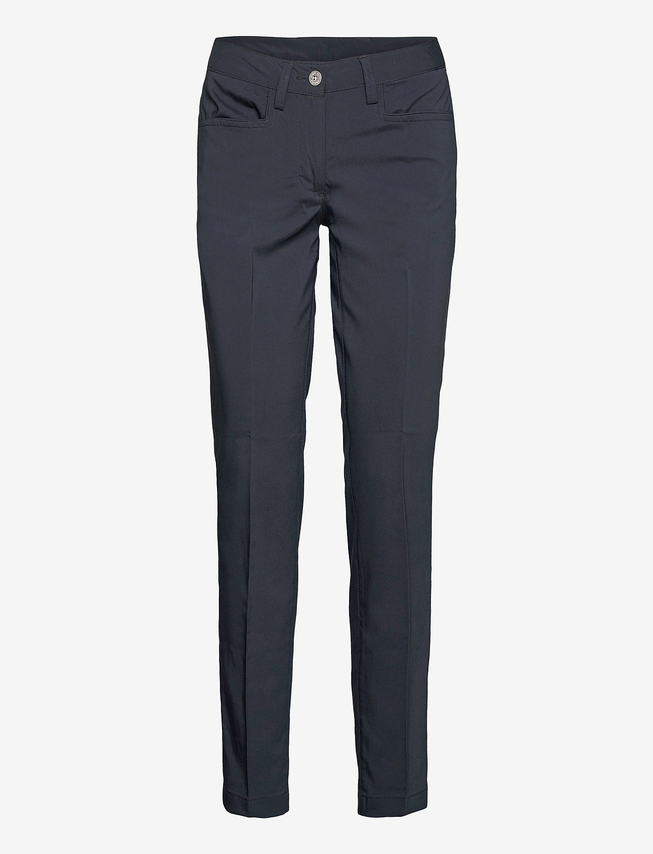 Abacus - Lds Cleek stretch trousers - golfbroeken - navy - 0
