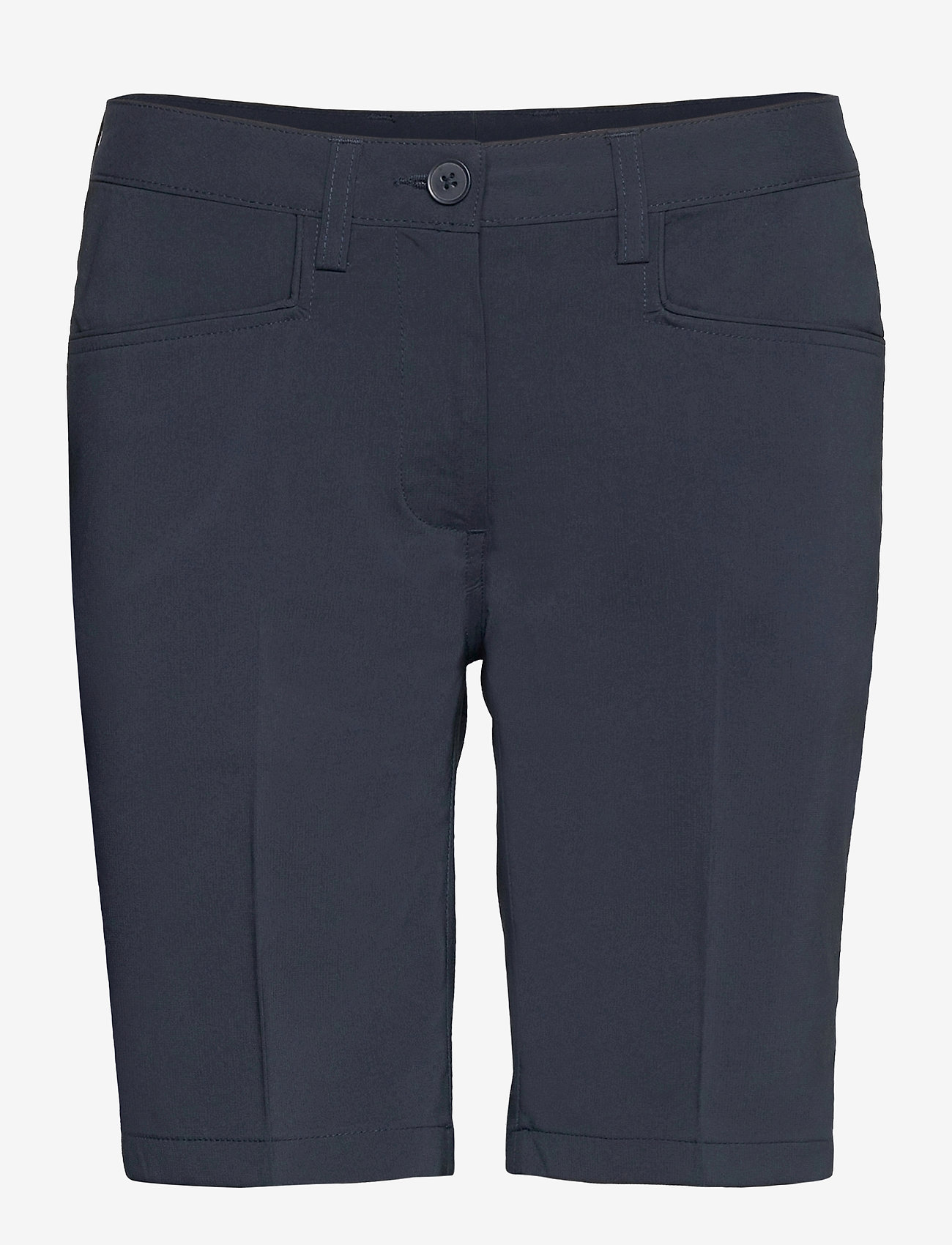 Abacus - Lds Cleek stretch shorts 46cm - golfbroeken - navy - 0