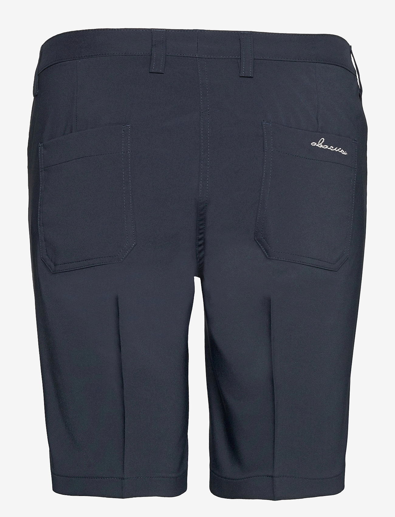 Abacus - Lds Cleek stretch shorts 46cm - golfshorts - navy - 1