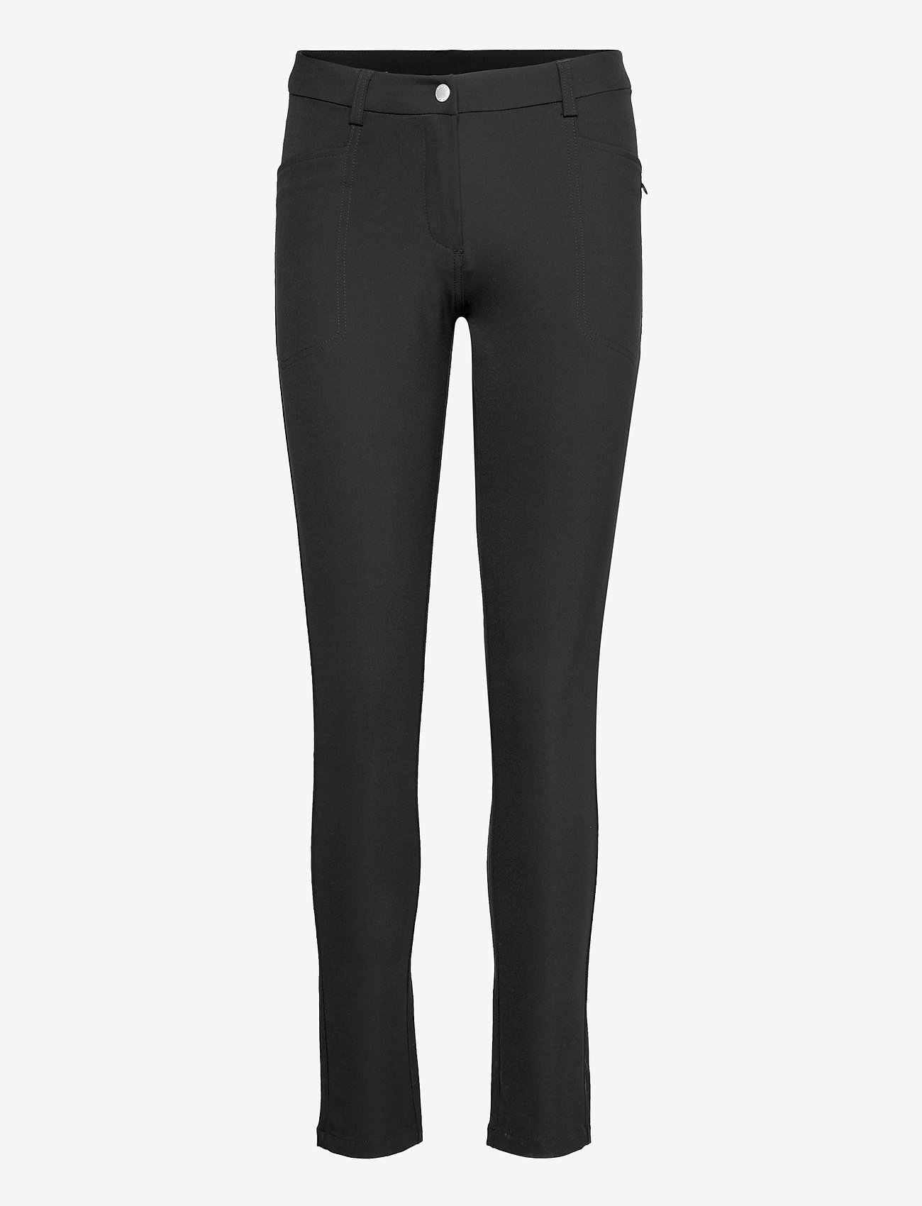 Abacus - Lds Grace trousers 103cm - golfbroeken - black - 0