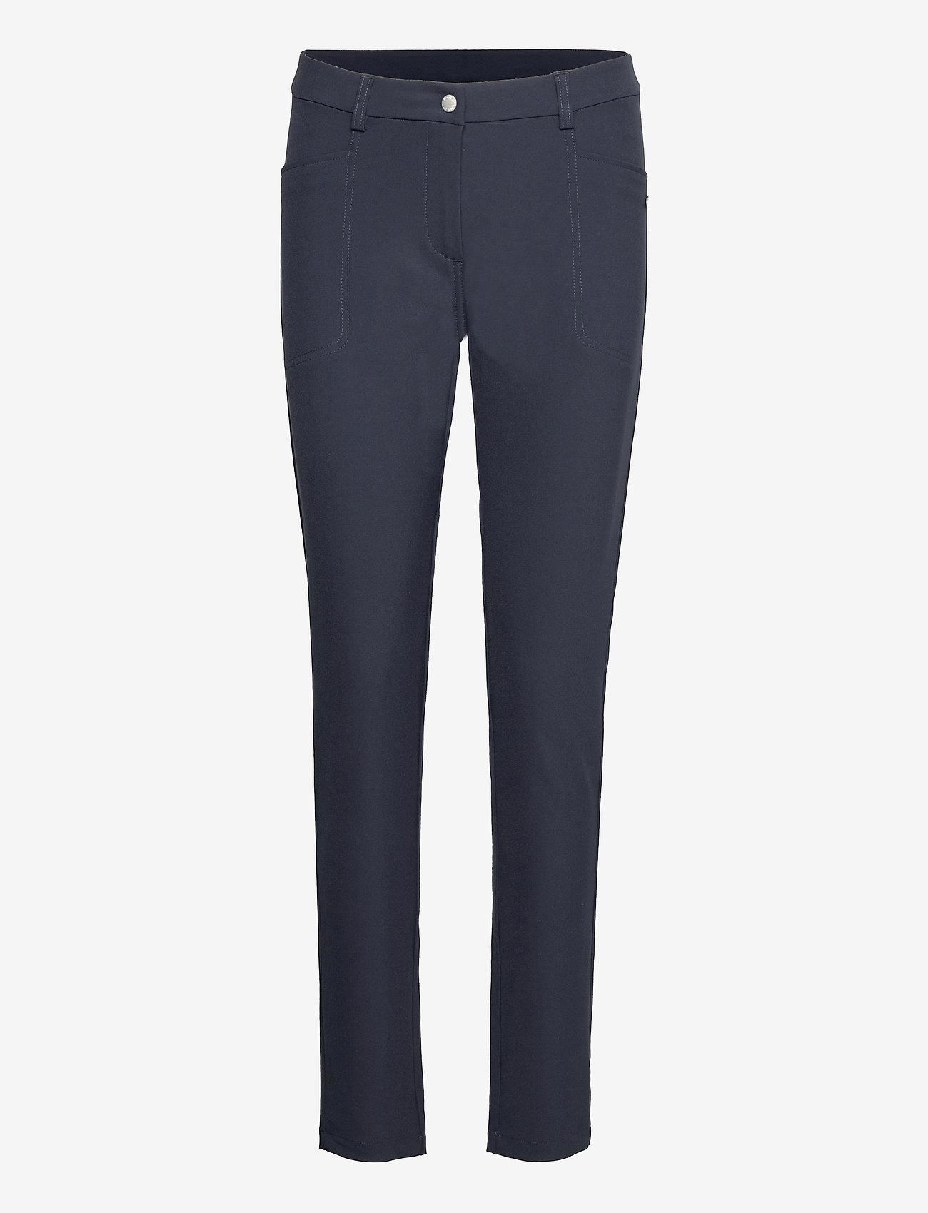 Abacus - Lds Grace trousers 103cm - golfbroeken - navy - 0