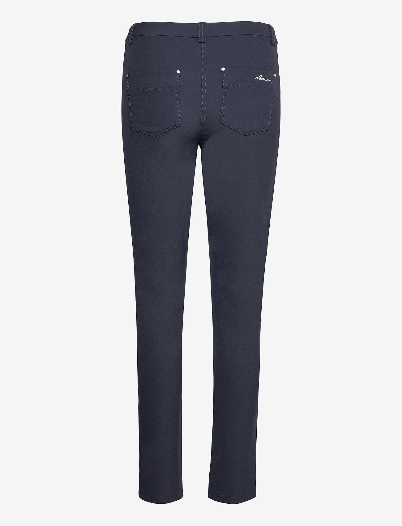Abacus - Lds Grace trousers 103cm - golfbroeken - navy - 1