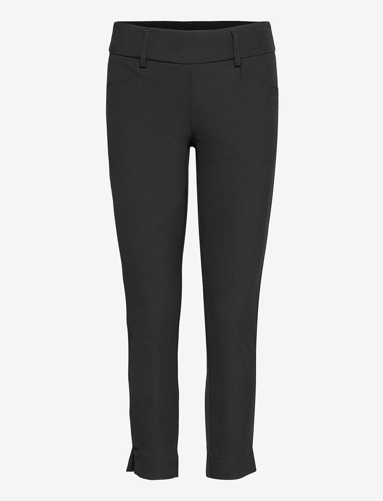 Abacus - Lds Grace 7/8 trousers 88cm - golfbroeken - black - 0