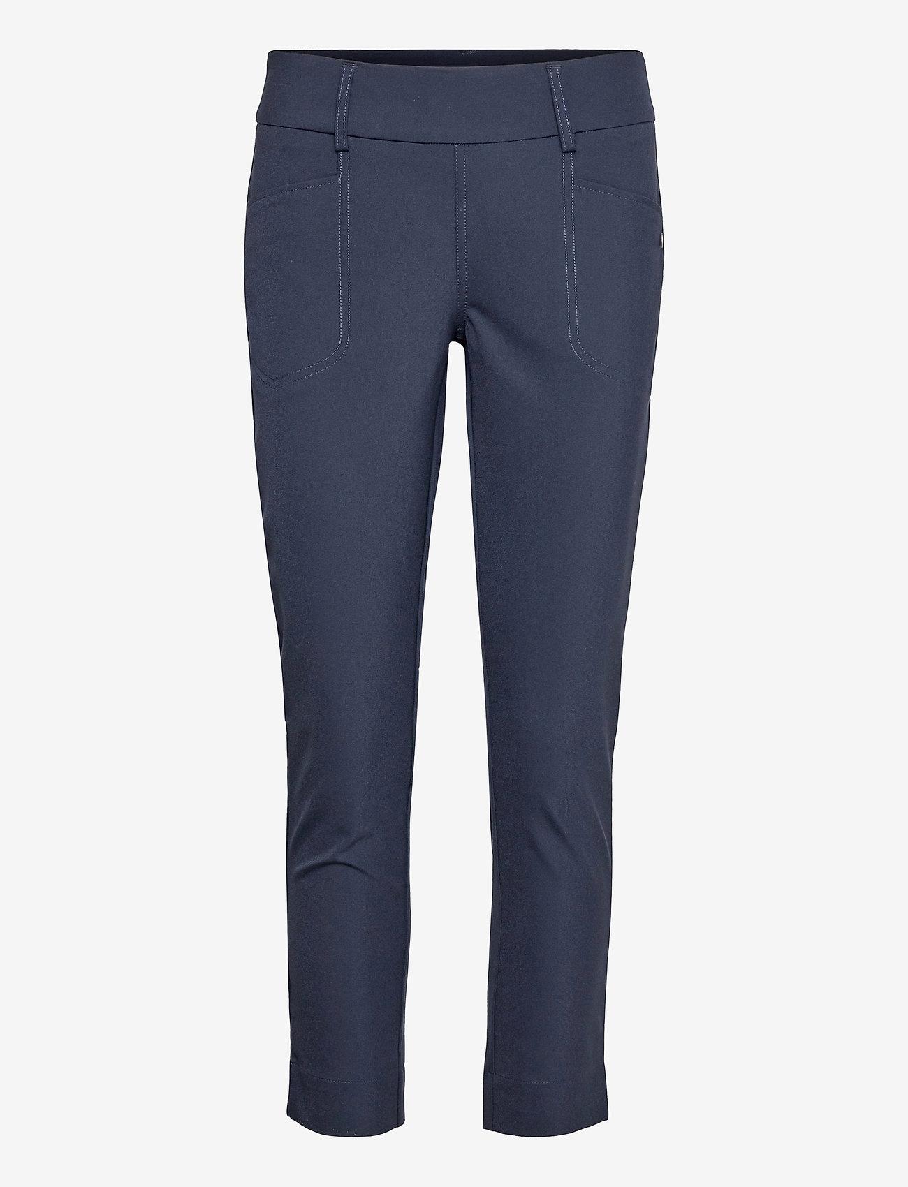 Abacus - Lds Grace 7/8 trousers 88cm - golfbroeken - navy - 0