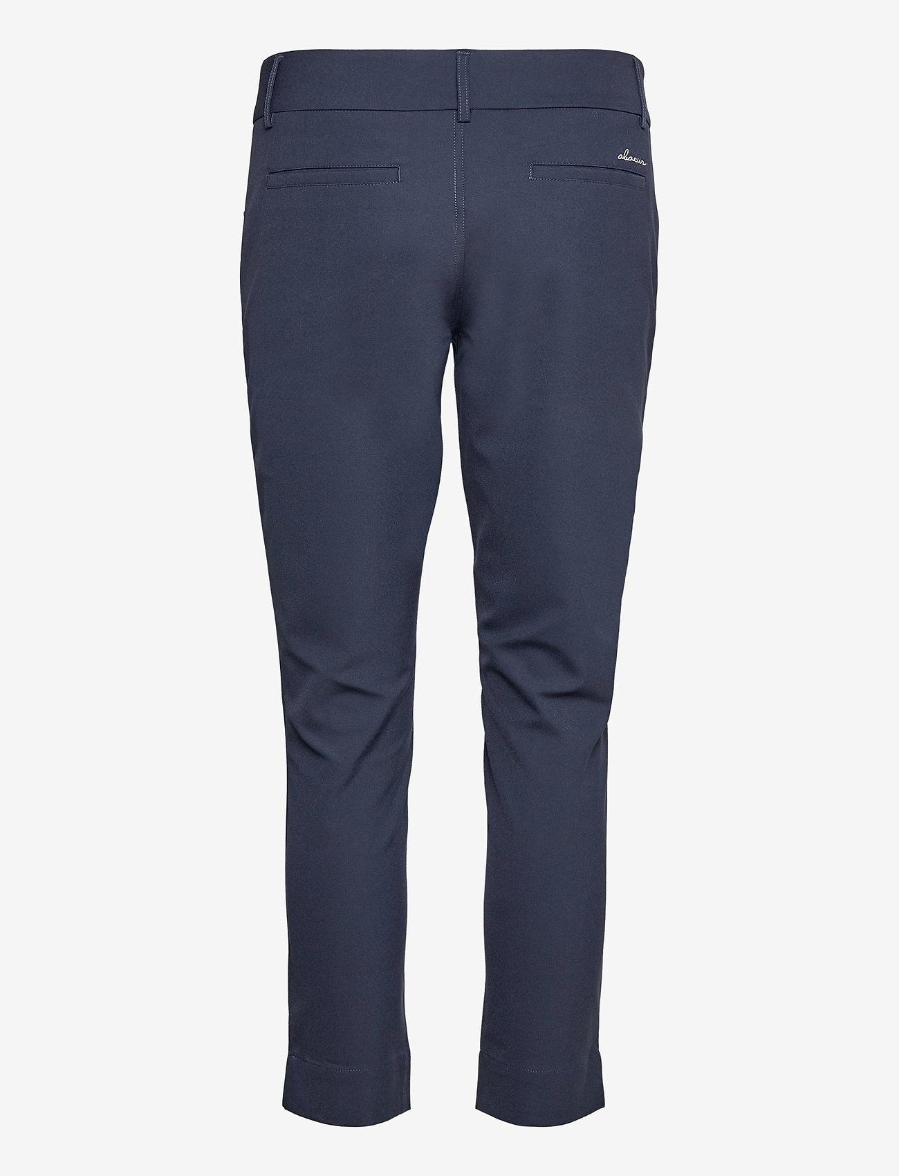 Abacus - Lds Grace 7/8 trousers 88cm - golfbroeken - navy - 1