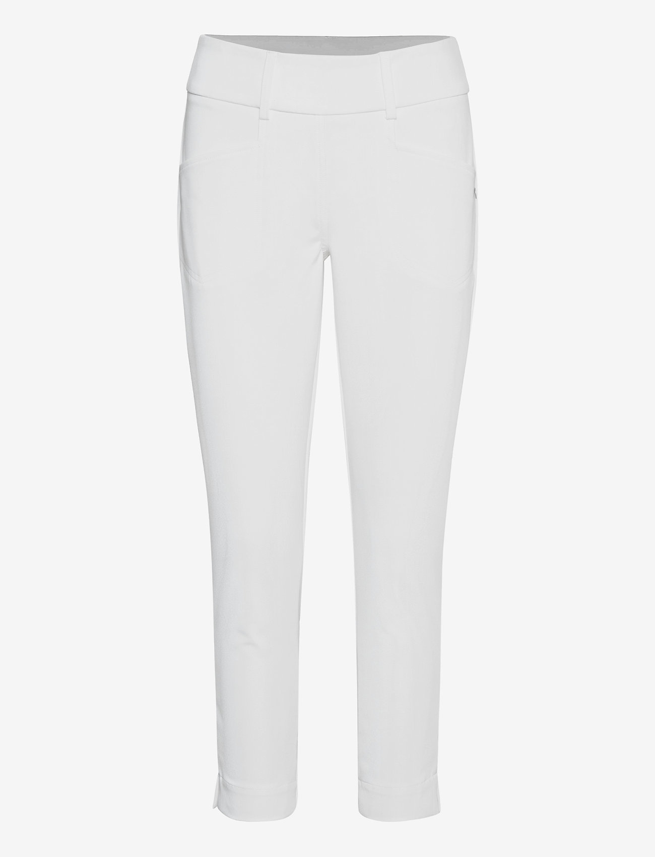 Abacus - Lds Grace 7/8 trousers 88cm - golfbroeken - white - 0