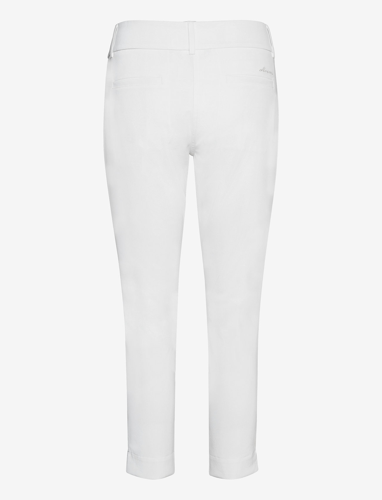 Abacus - Lds Grace 7/8 trousers 88cm - golfbroeken - white - 1