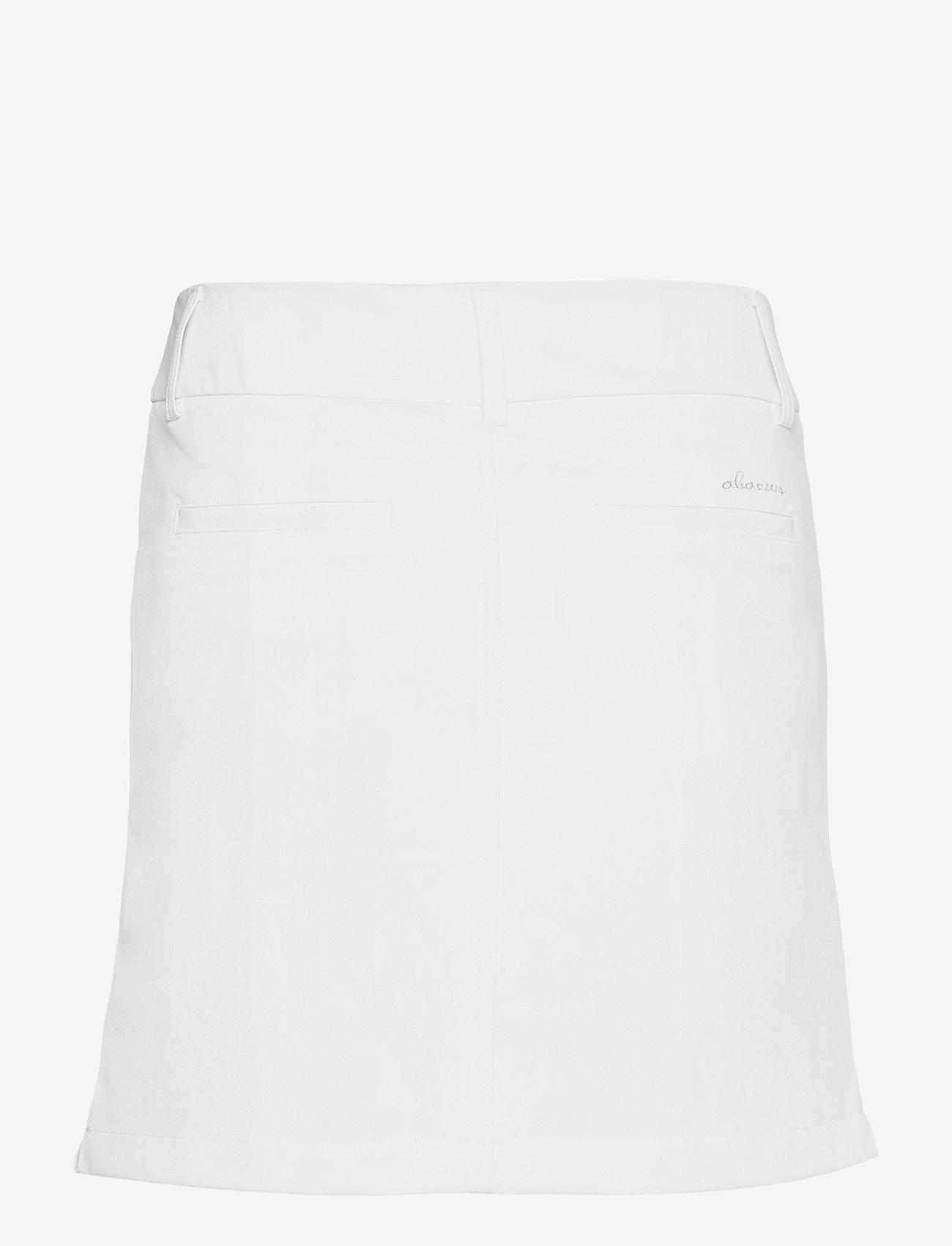Abacus - Lds Grace skort 45cm - rokjes - white - 1