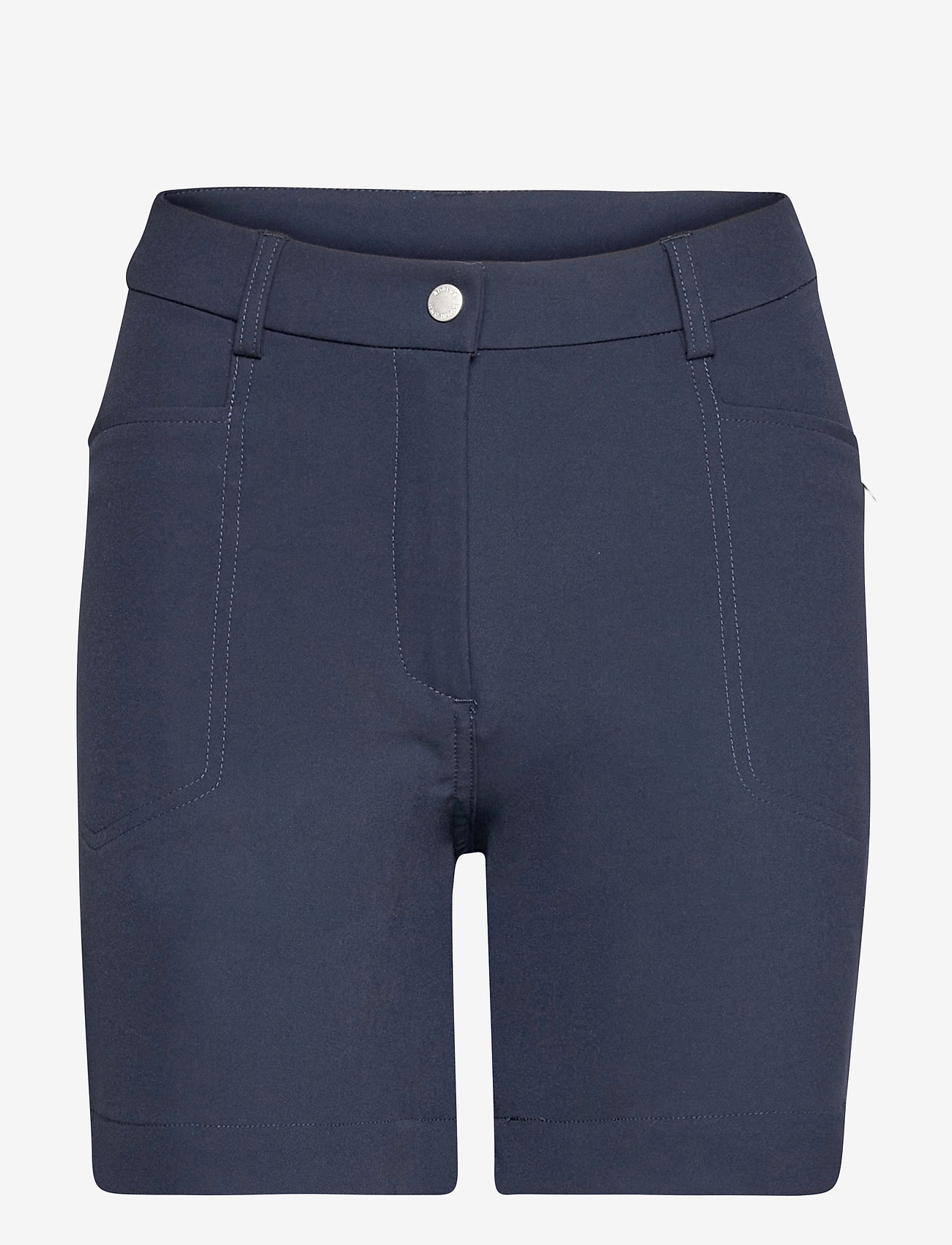 Abacus - Lds Grace high waist shorts 45cm - golfbroeken - navy - 0
