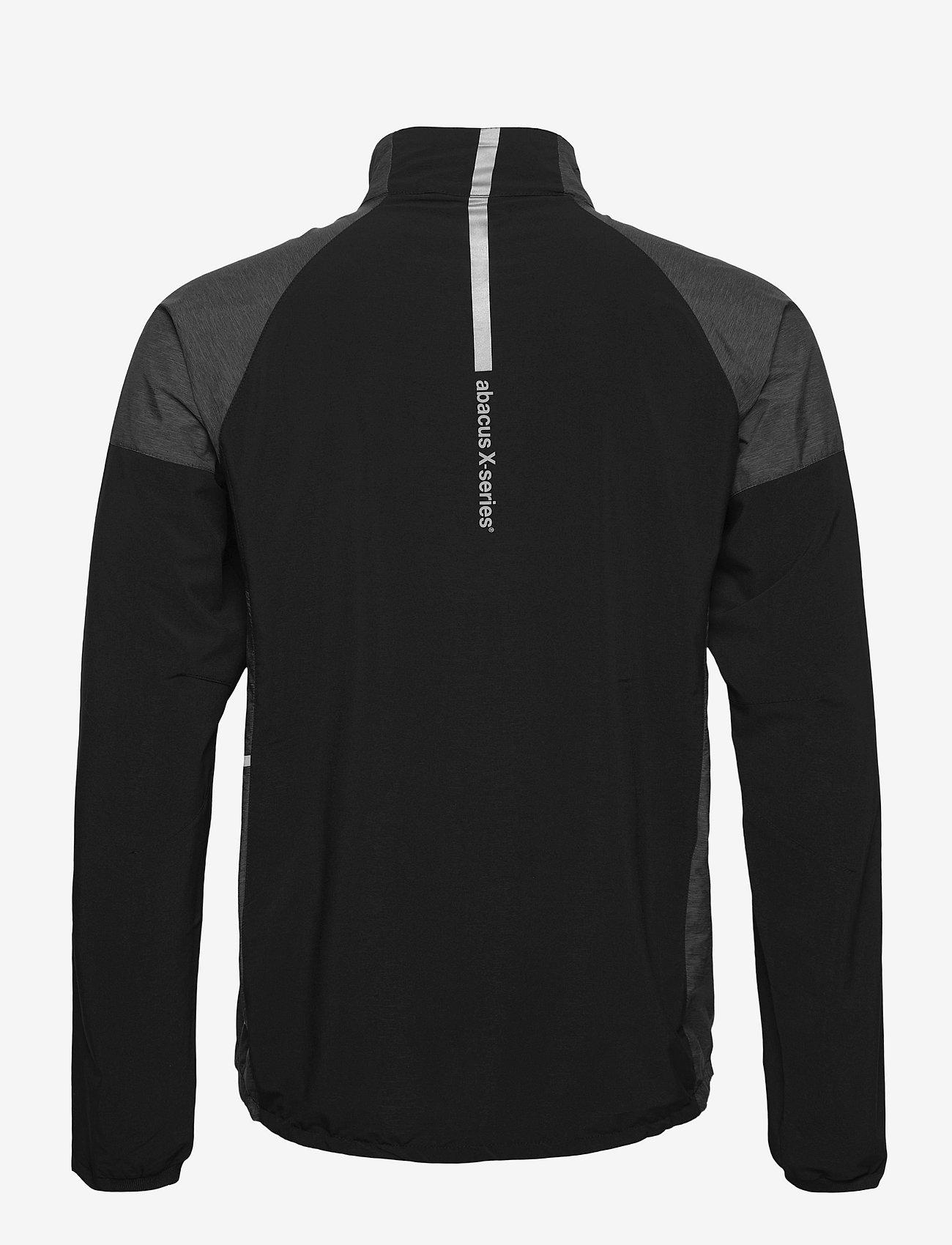 Abacus - Mens Edge 37.5 windjacket - golf jackets - black - 1