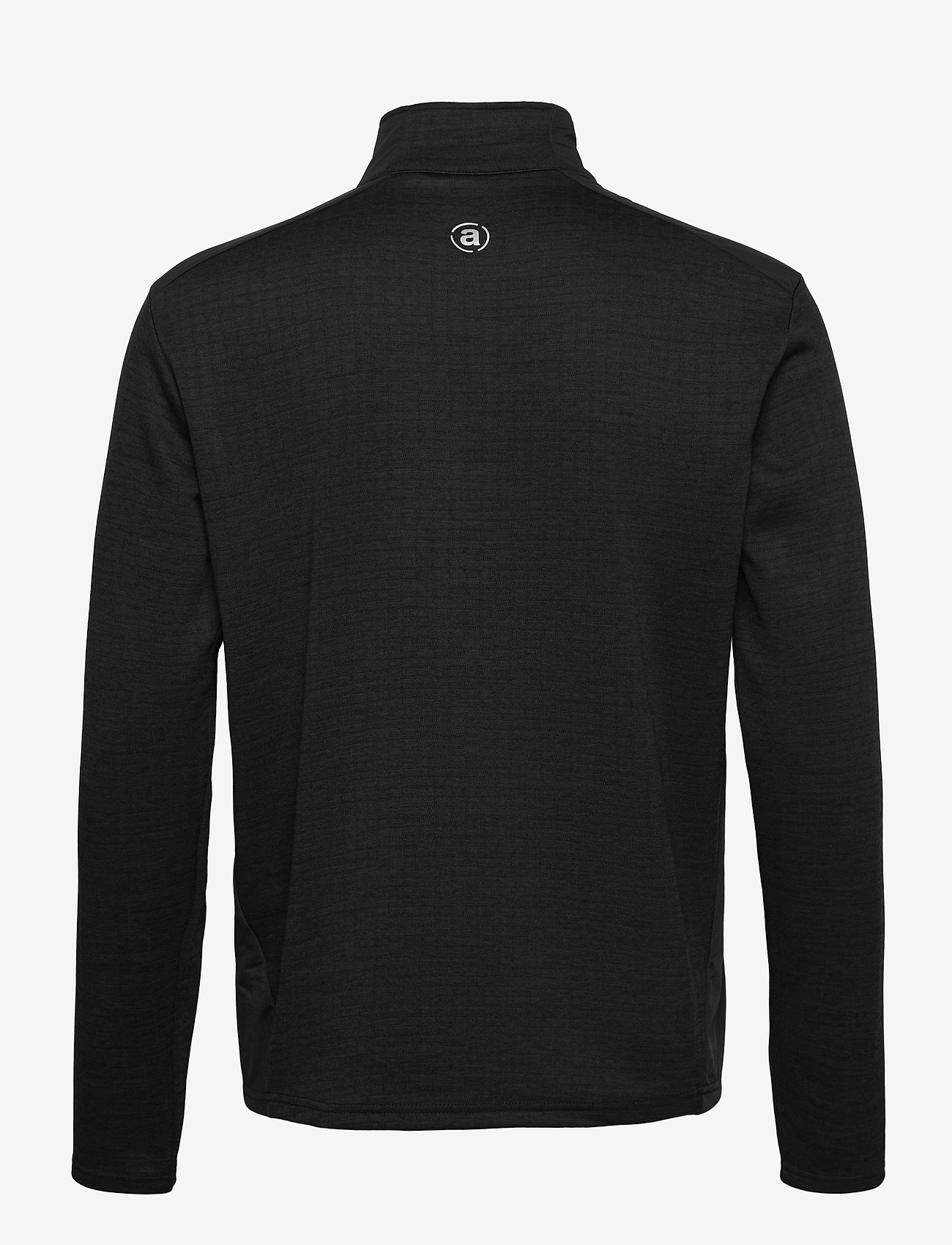 Abacus - Mens Sunningdale halfzip - golf jackets - black - 1