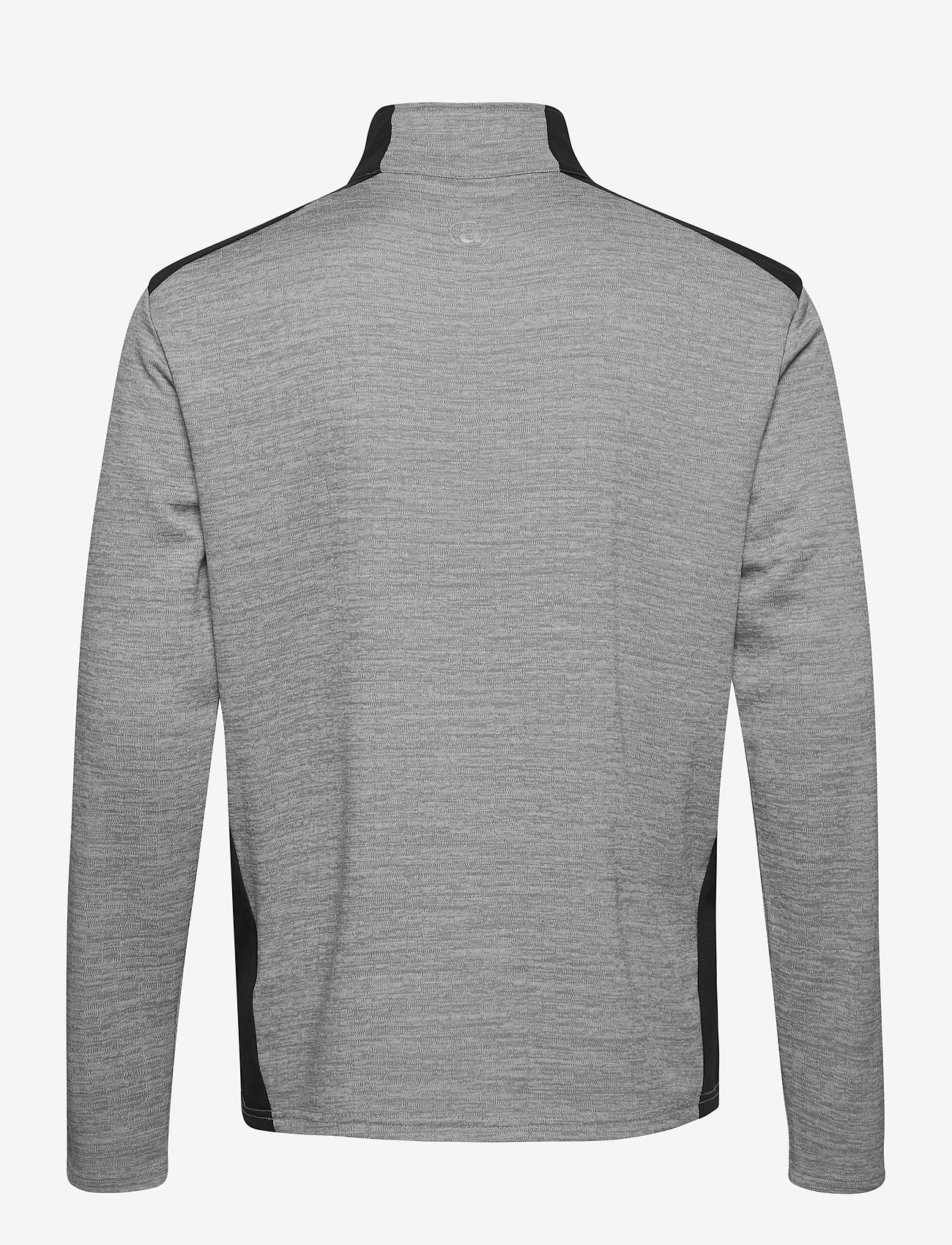 Abacus - Mens Sunningdale halfzip - golf jackets - lt.grey/black - 1