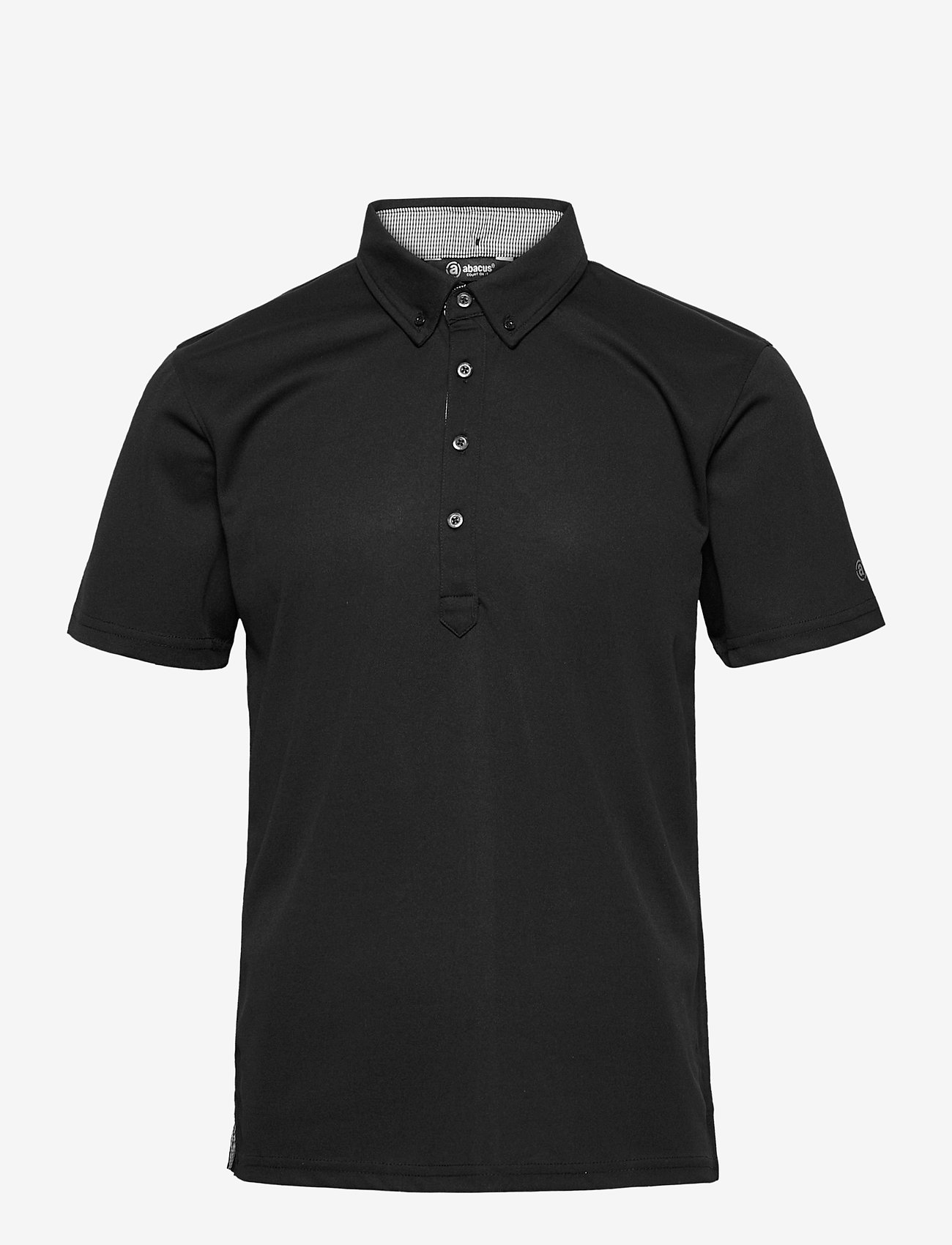 Abacus - Mens Oliver polo - polo's - black - 0