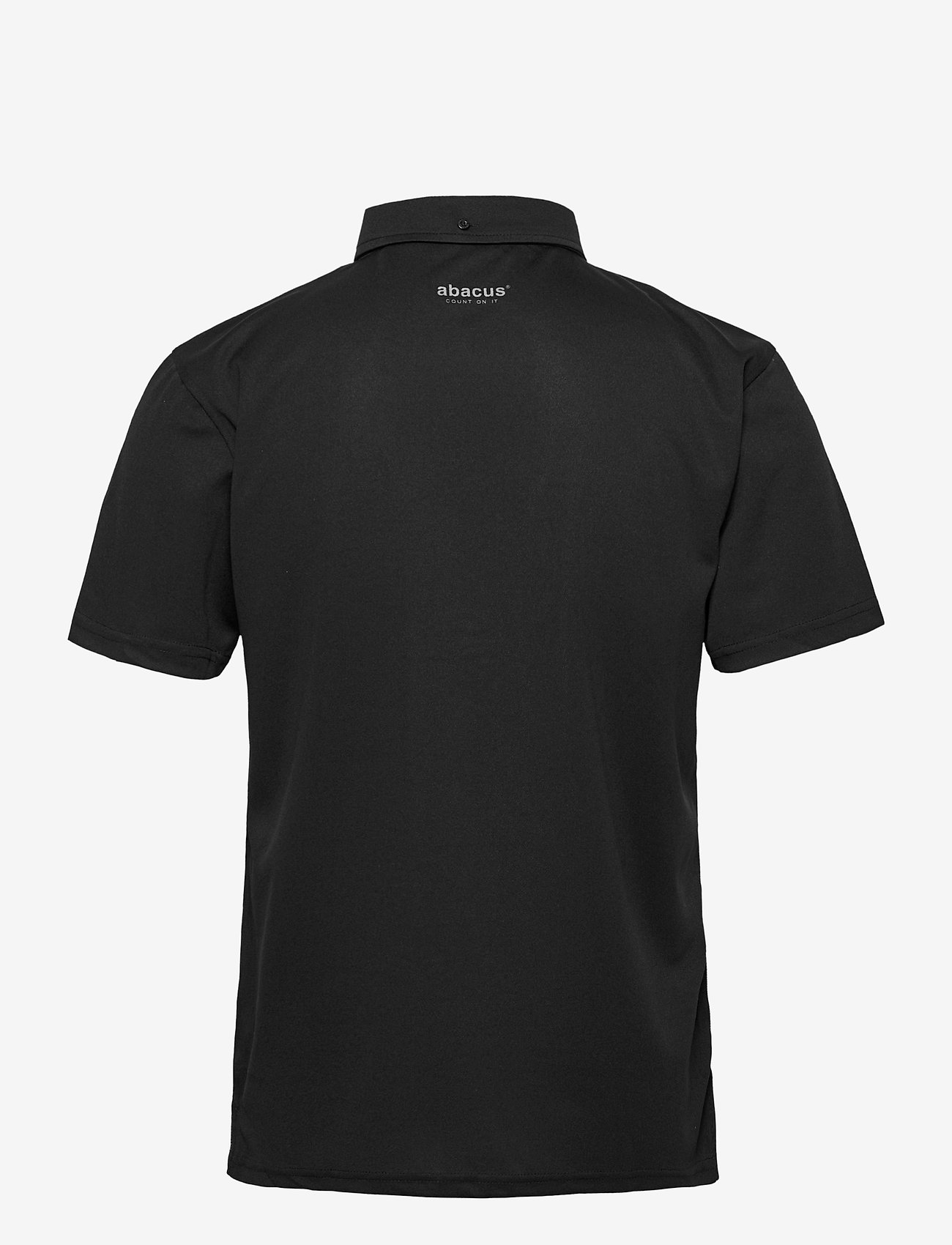 Abacus - Mens Oliver polo - polo's - black - 1