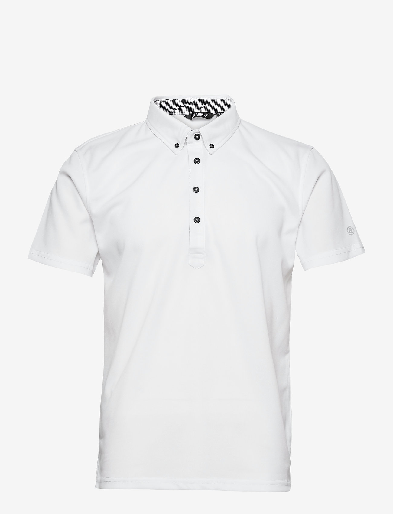Abacus - Mens Oliver polo - polo's - white - 0