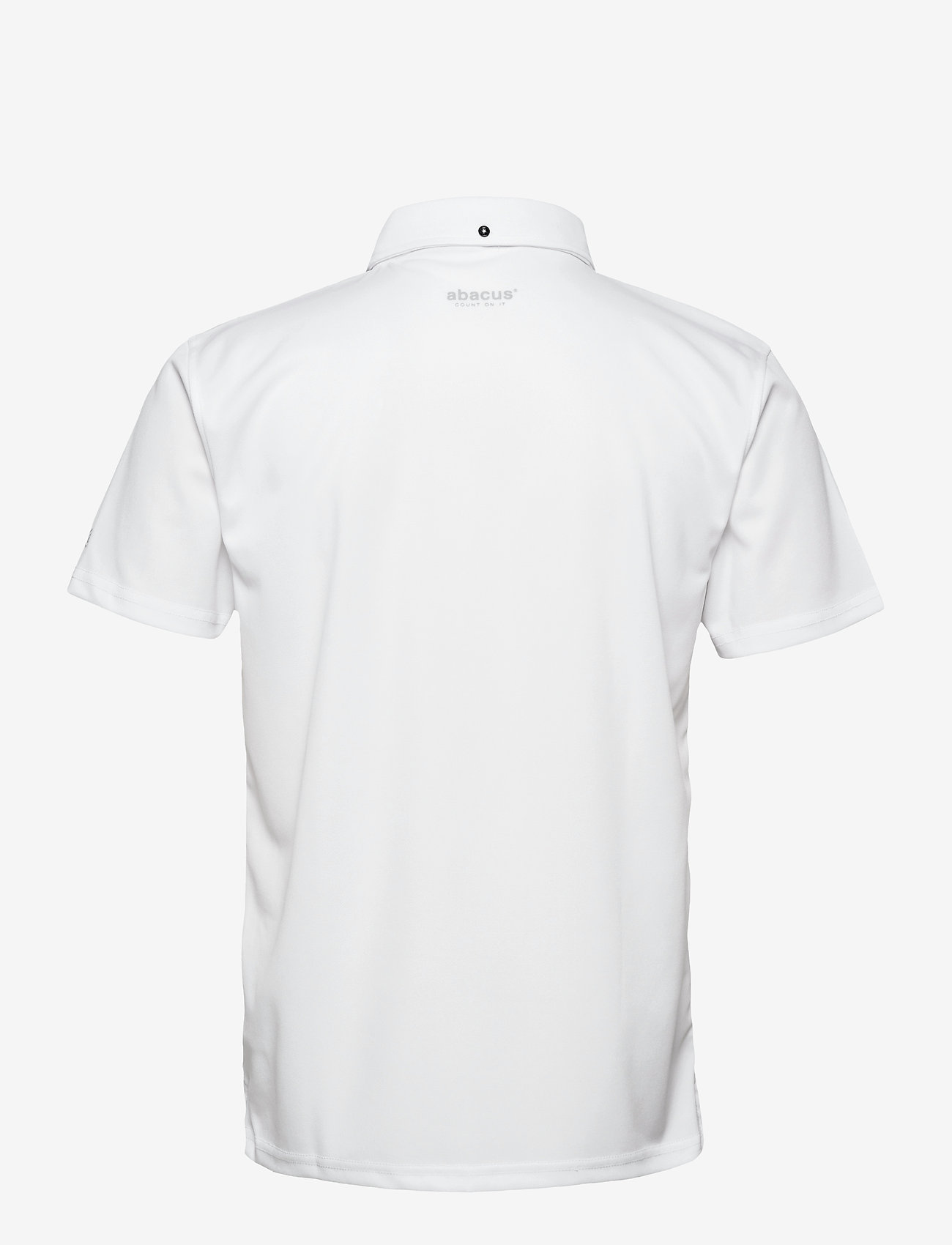 Abacus - Mens Oliver polo - polo's - white - 1