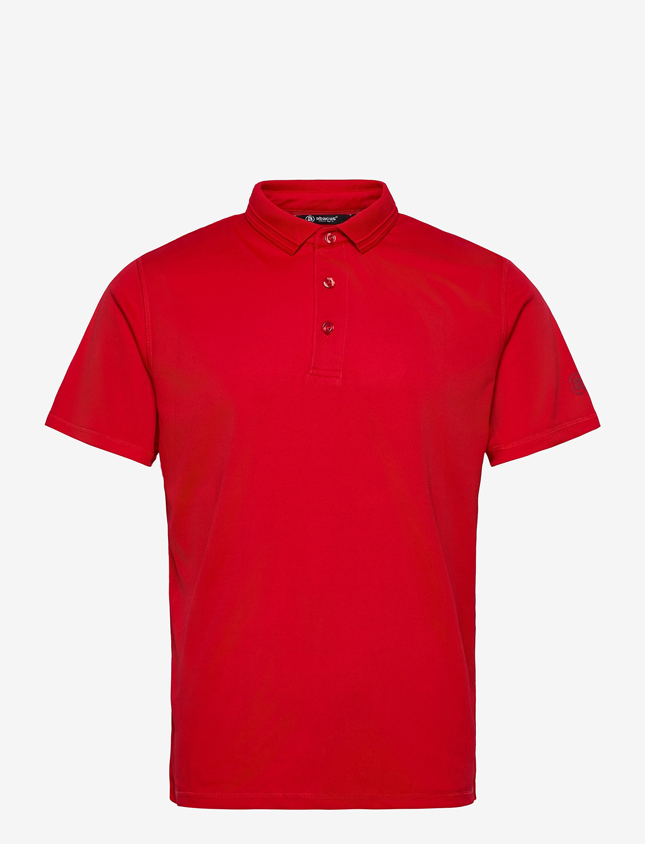 Abacus - Mens Clark polo - polo's - red - 0
