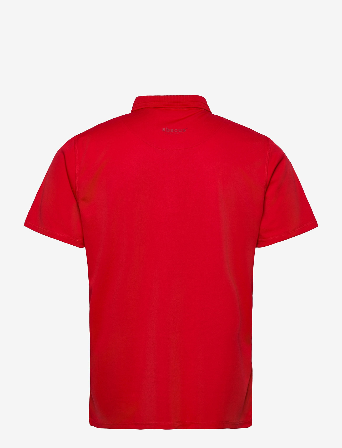 Abacus - Mens Clark polo - polo's - red - 1