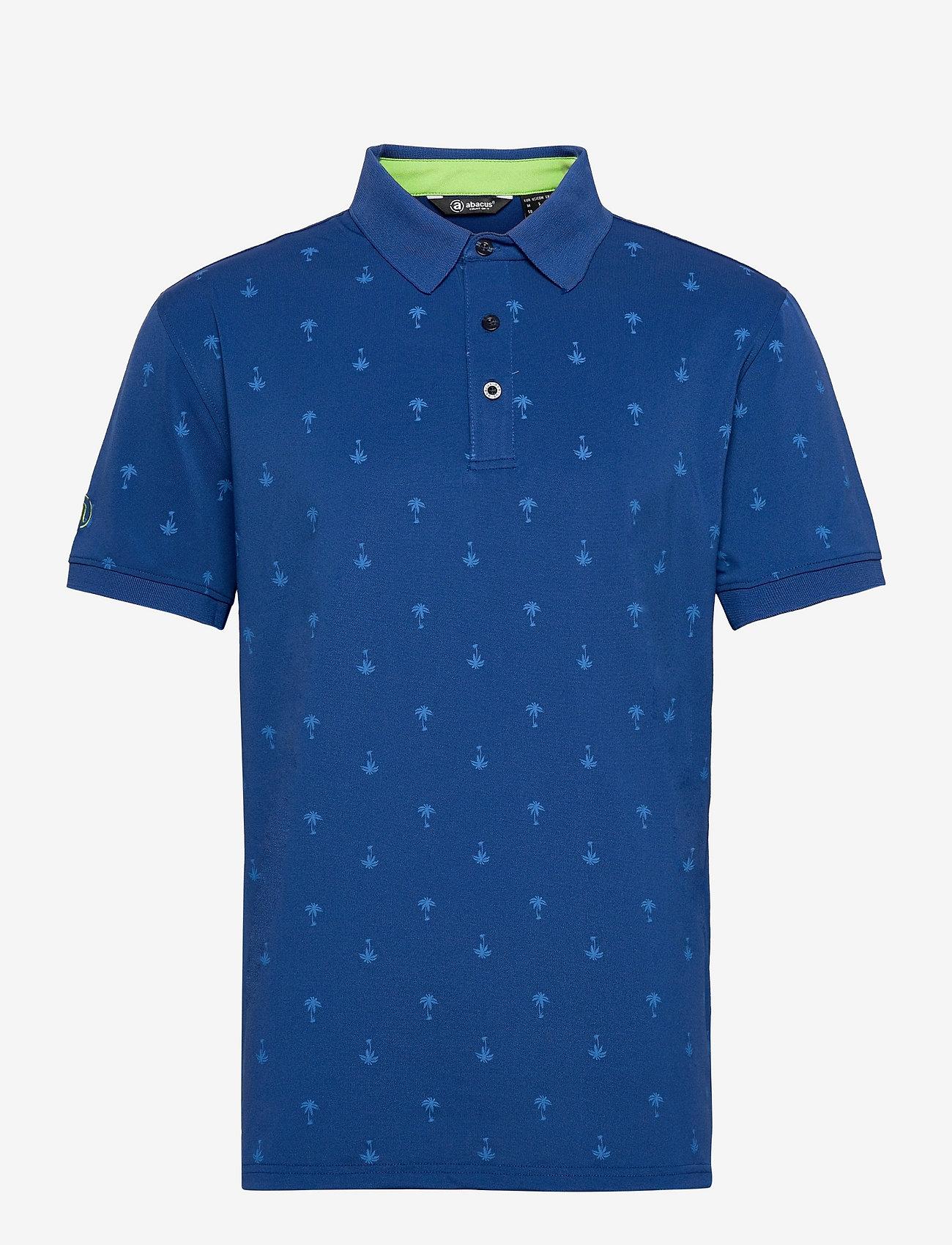 Abacus - Hankley polo - polo's - atlantic blue - 0