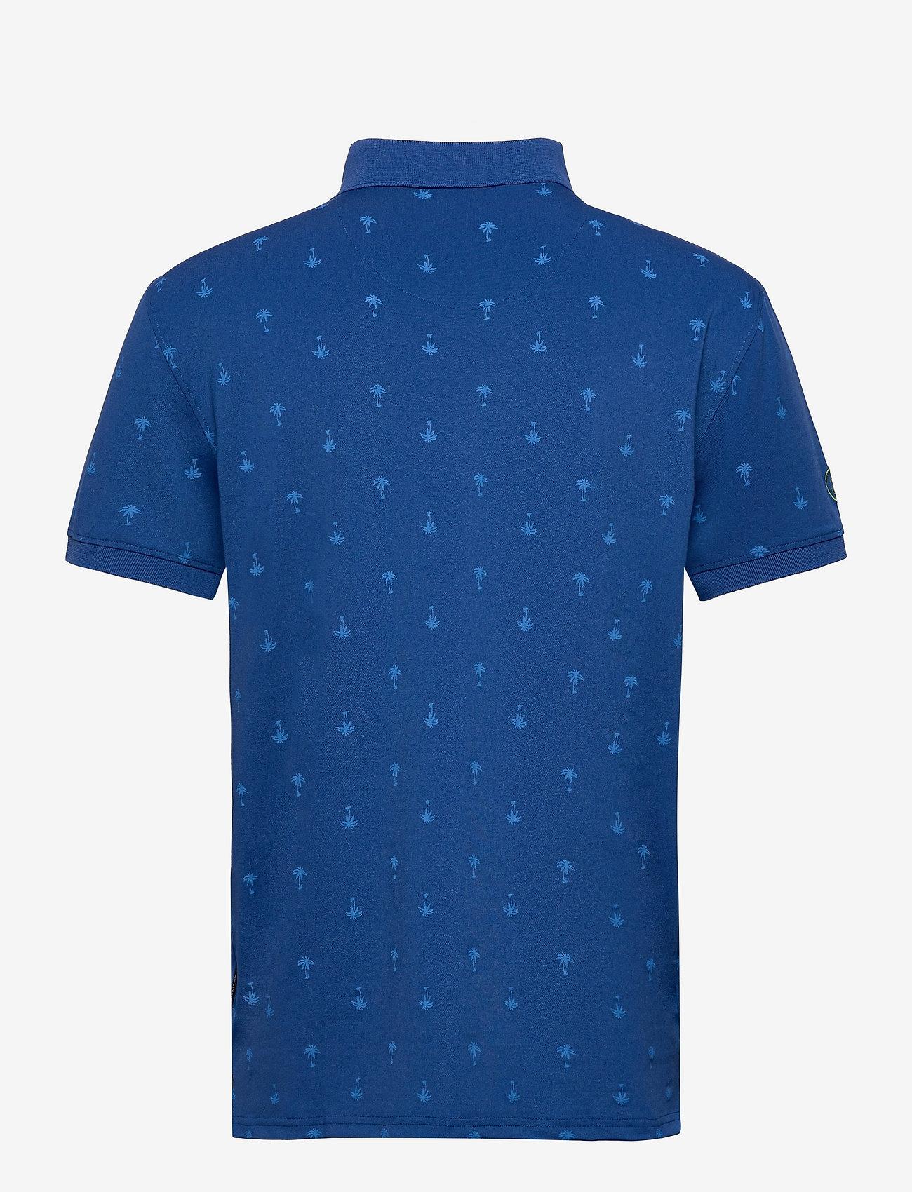 Abacus - Hankley polo - polo's - atlantic blue - 1