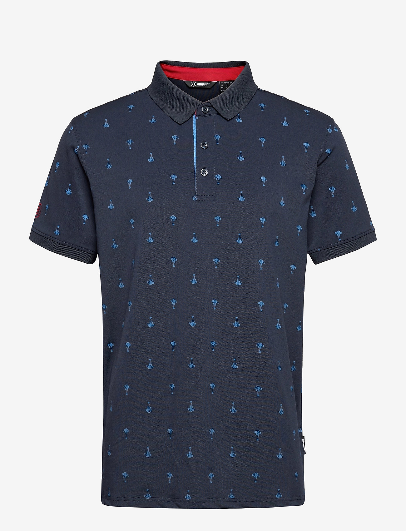Abacus - Hankley polo - polo's - navy - 0
