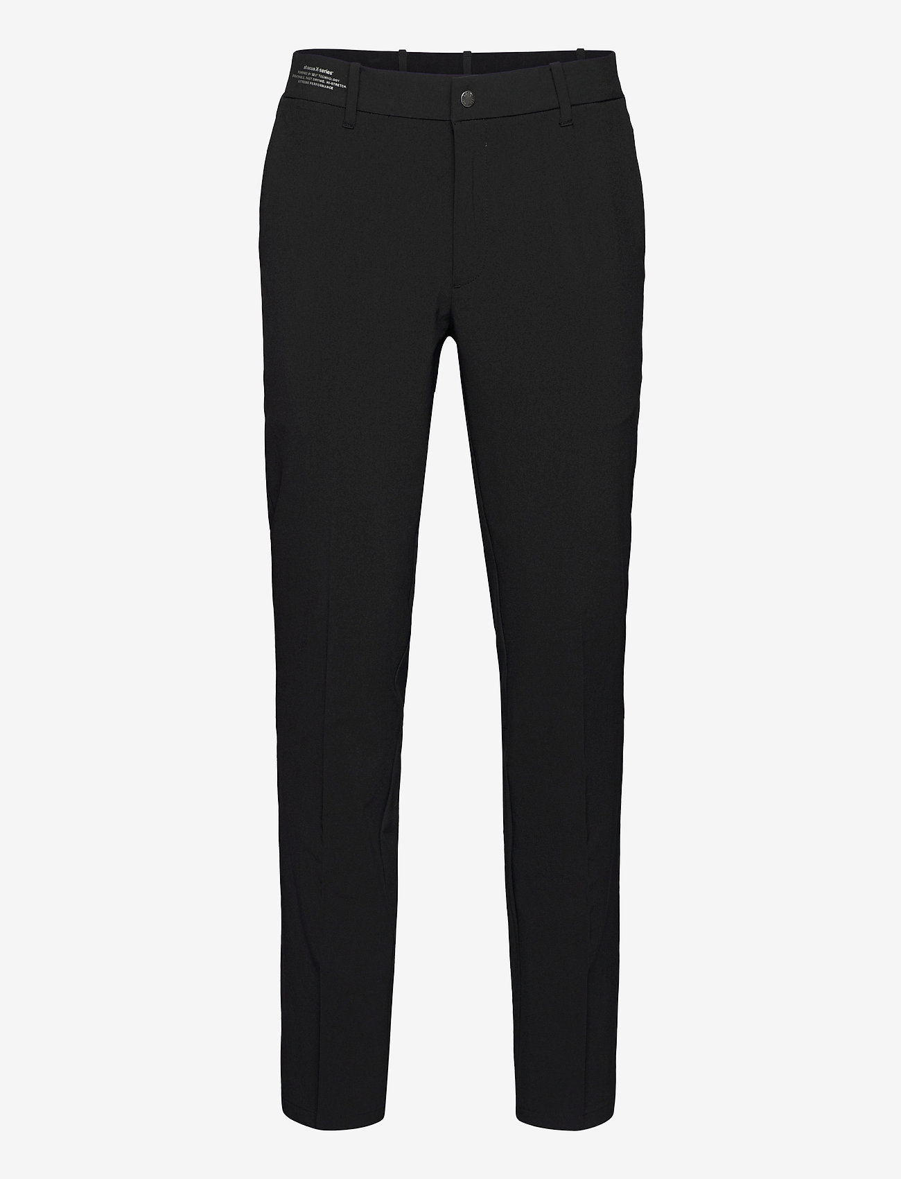 Abacus - Mens Icon 37.5 trousers - golf-housut - black - 0