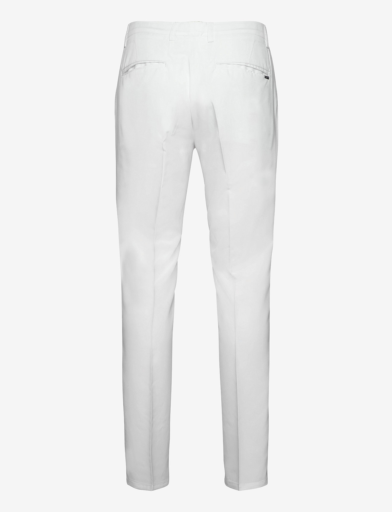 Abacus - Mens Trenton trousers - golf-housut - white - 1