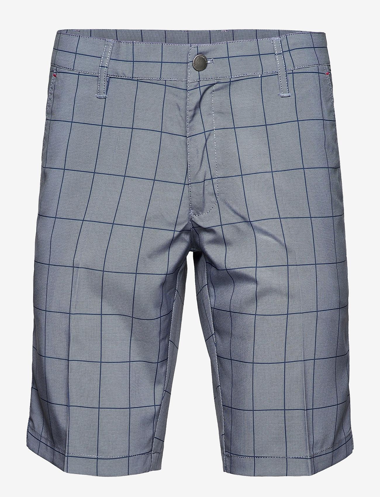 Abacus - Yas shorts - short de golf - navy check - 0