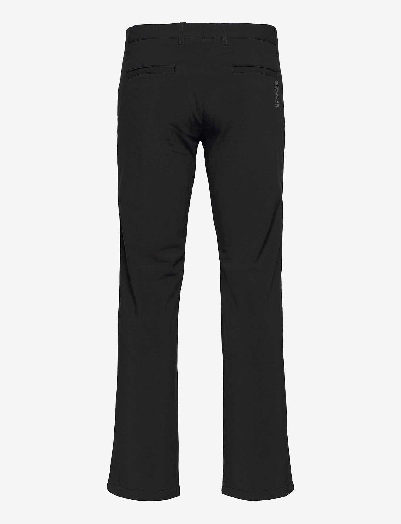 Abacus - Mens Robin trousers - golf-housut - black - 1