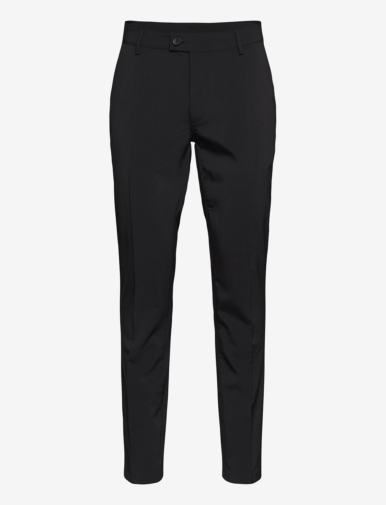 Abacus - Mens Cleek stretch trousers - golf-housut - black - 0