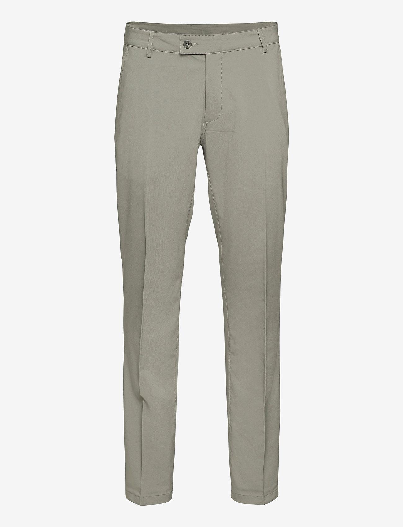 Abacus - Mens Cleek stretch trousers - golfbroeken - grey - 0