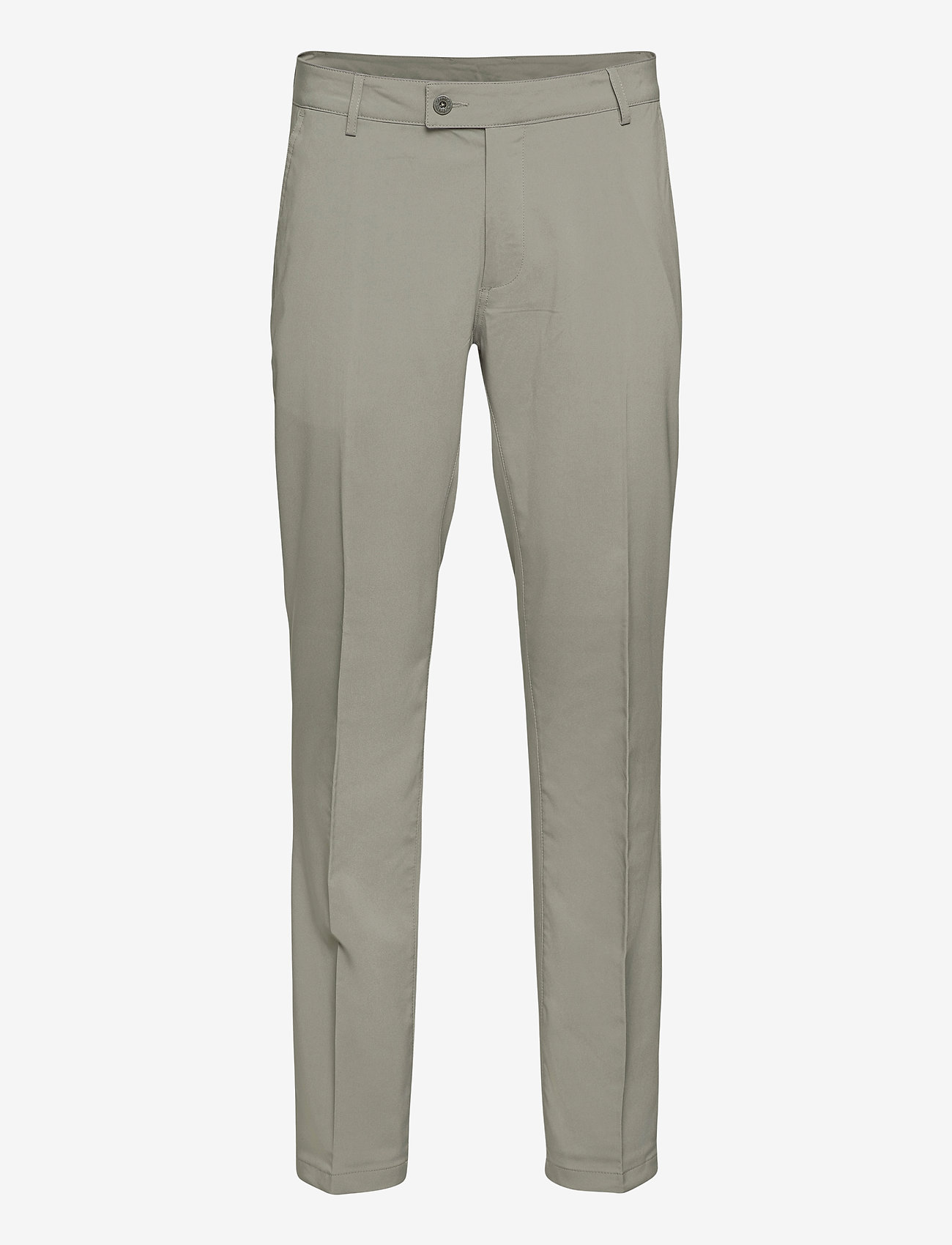 Abacus - Mens Cleek stretch trousers - golf-housut - grey - 0