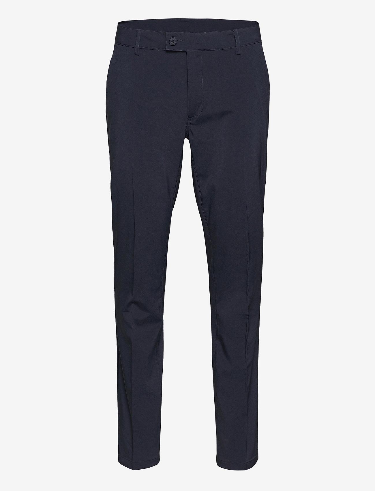 Abacus - Mens Cleek stretch trousers - golfbroeken - navy - 0